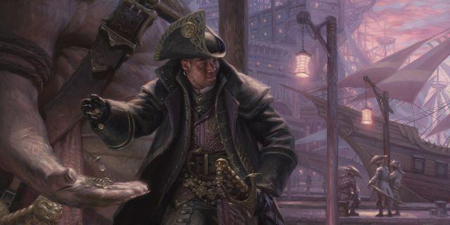 Ixalan 4 Sailor of Means kaartspellen