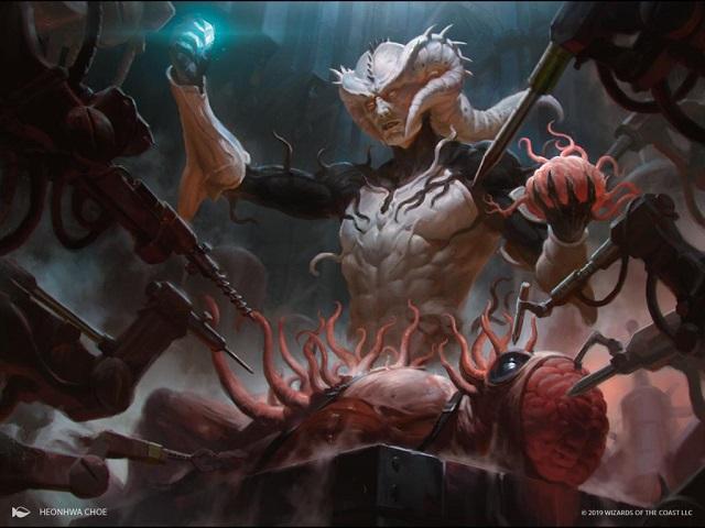 ヴォルラスの多相の戦士