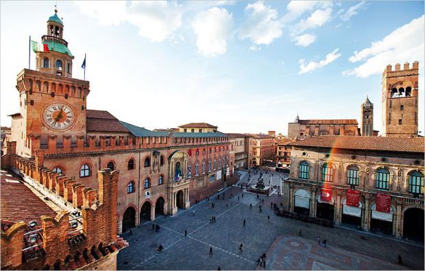Bologna Oldtown
