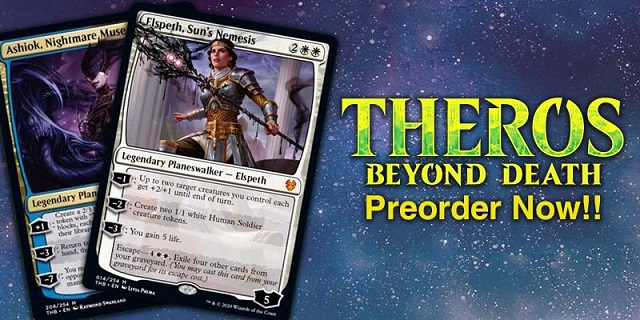 Theros Beyond Death Preorder Hareruya