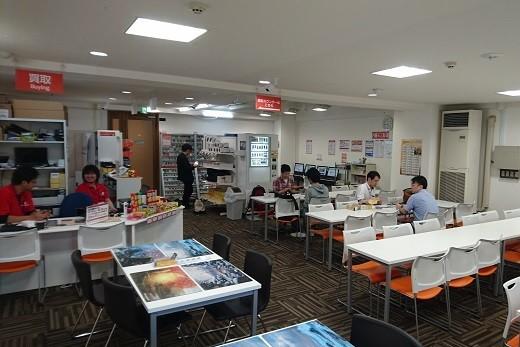 晴れる屋札幌店