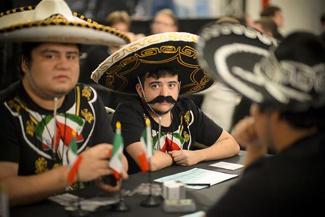 ワールド・マジック・カップ2015メキシコ代表