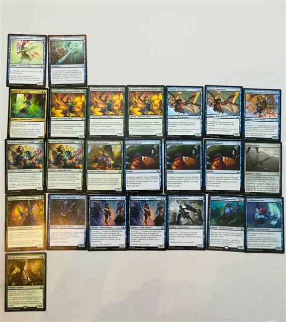 Draft Deck 1