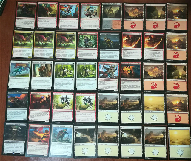 Draft Deck 8