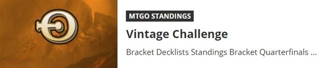 Vintage Challenge