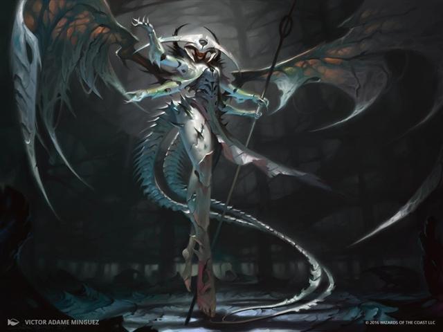 法務官の声、アトラクサ/Atraxa, Praetors' Voice