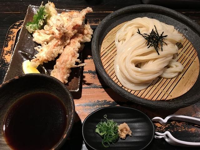 山元麺蔵(食事写真)