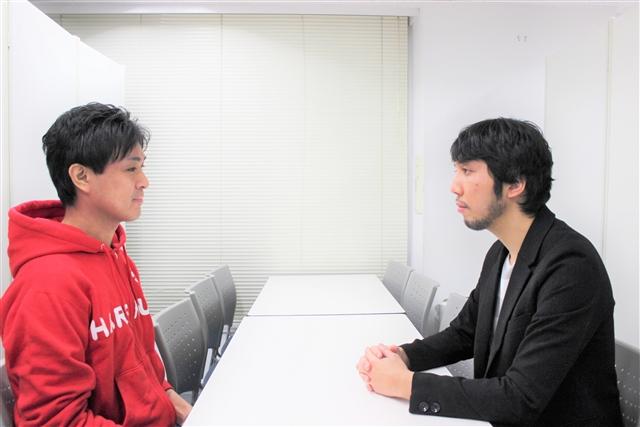 井川 良彦を訪ねる紳さん
