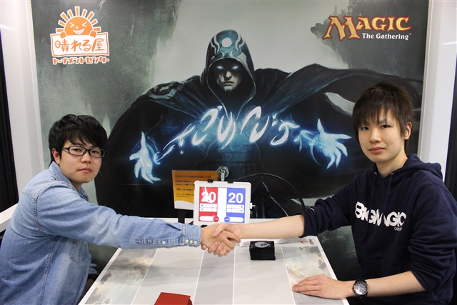 髙野 翔太(埼玉) vs. 光安 祐樹(東京)