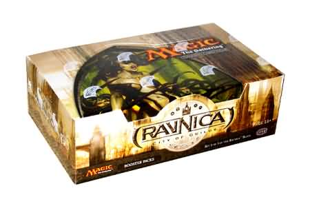 (36パック)《ラヴニカ:ギルドの都 ブースターBOX英語版》[RAV]