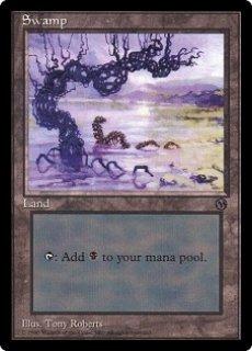 《沼/Swamp》[初代アリーナランド] 土地