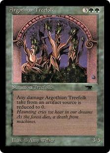 Argothian Treefolk