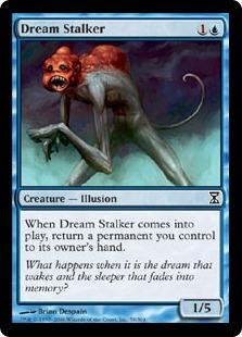 《夢で忍び寄るもの/Dream Stalker》[TSP] 青C