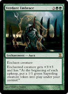 《新緑の抱擁/Verdant Embrace》[TSP] 緑R