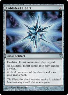 《冷鉄の心臓/Coldsteel Heart》[CSP] 茶U