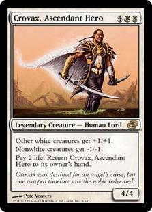 隆盛なる勇士クロウヴァクス