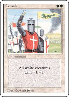 《十字軍/Crusade》[3ED] 白R
