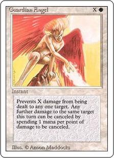 《Guardian Angel》[3ED] 白C