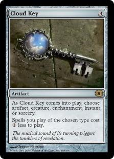 《雲の鍵/Cloud Key》[FUT] 茶R