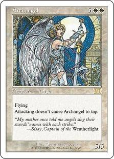 《大天使/Archangel》[6ED] 白R