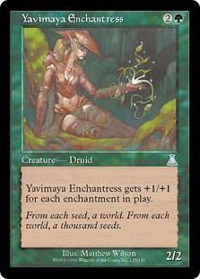 ヤヴィマヤの女魔術師