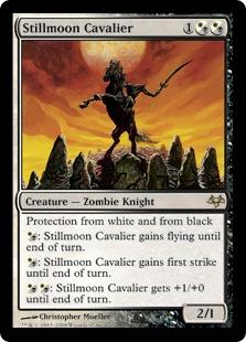《静月の騎兵/Stillmoon Cavalier》[EVE] 混R