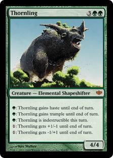 《茨異種/Thornling》[CON] 緑R