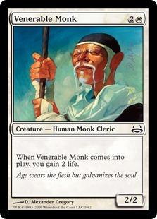《ありがたい老修道士/Venerable Monk》[DvD] 白C