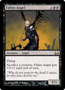 《堕天使/Fallen Angel》[DvD] 黒R