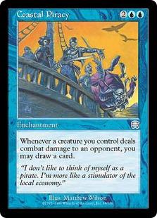 《沿岸の海賊行為/Coastal Piracy》[MMQ] 青U