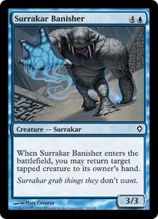 《サラカーの消し去り/Surrakar Banisher》[WWK] 青C
