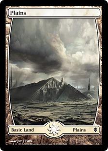 【Foil】《平地/Plains》(231)[ZEN] 土地