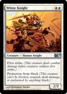 《白騎士/White Knight》[M11] 白U