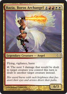 ボロスの大天使、ラジア