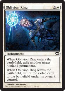《忘却の輪/Oblivion Ring》[PCS] 白C