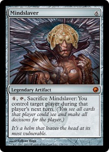 《精神隷属器/Mindslaver》[SOM] 茶R