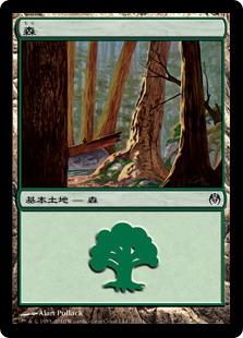《森/Forest》[PvC] 土地