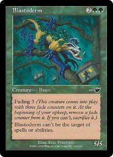 《ブラストダーム/Blastoderm》[NEM] 緑C