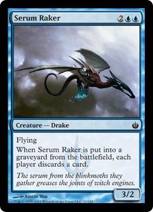《血清掻き/Serum Raker》[MBS] 青C
