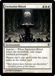 《排他の儀式/Exclusion Ritual》[NPH] 白U
