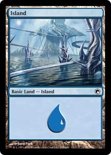 《島/Island》(235)[SOM] 土地