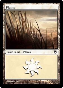 《平地/Plains》(230)[SOM] 土地