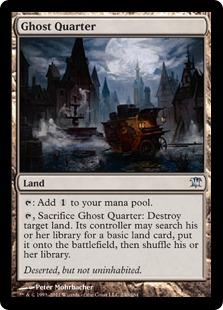 《幽霊街/Ghost Quarter》[ISD] 土地U