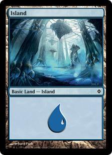 《島/Island》(169)[NPH] 土地