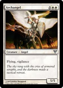 《大天使/Archangel》[AVR] 白U