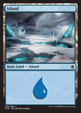 《島/Island》(256)[KTK] 土地