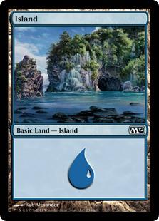 《島/Island》(234)[M12] 土地
