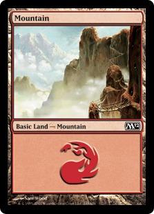 《山/Mountain》(245)[M12] 土地