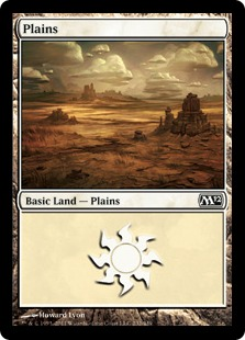 《平地/Plains》(232)[M12] 土地