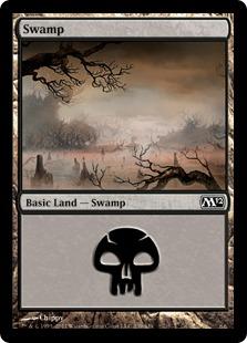 《沼/Swamp》(239)[M12] 土地